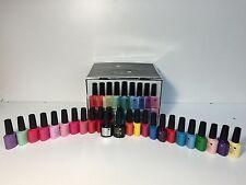 CND  Shellac Rainbow Kit -Base Coat /Xpress Top and  24 Colors