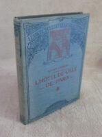 LUCIEN LAMBEAU - L'HOTEL DE VILLE DE PARIS  - RENOUARD / H. LAURENS 1908