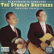 Amazing Grace by The Stanley Brothers (CD, IMG) New