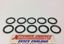 SCHNORR WASHERS SERRATED STEEL LOCKING WASHERS M7 (10 ) RACE RALLY ENGINES
