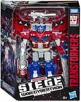 Transformers War For Cybertron Siege Optimus Prime Leader