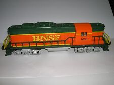"Williams "" BNSF GP Diesel ,excellent twin motor / horn "" lot #11570"