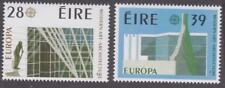 Ireland 1987 #689-90 Europa Issue - MNH