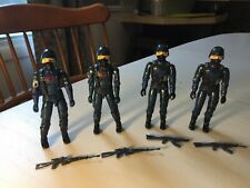 GI Joe Cobra Trooper Officer Lot 1982