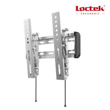 """Loctek O1ST Stainless Tilt LCD LED Monitor Ocean TV Wall Mount Bracket 10""""-42"""""""