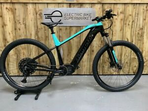 Bianchi T-Tronik Sport 9.1 E-MTB Electric Mountain Bike Medium - Free Delivery
