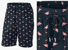 Nike Air Jordan Retro 1 Flamingo Shorts NWT 30 Jumpman Varsity Space Jam Print