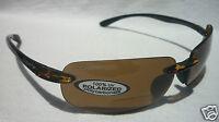 COYOTE BP-5 Bifocal +1.50 POLARIZED Sunglasses Sport Reading Tortoise/Brown NEW