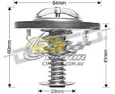 DAYCO Thermostat FOR Benz CL600 8/07- 5.5L V12 36V MPFI Twin Turbo C216 M275.953