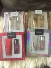 NWT Victoria's Secret Fragrance Mist and Body Lotion Gift Sets