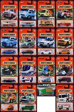 2021 Matchbox Wave C - All 15 Vehicles / Sweptside / Land Rover FULL RACK / MOC