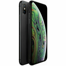 Apple iPhone XS 256GB Fully Unlocked GSM + CDMA - Space Gray (Dents/Scratches)