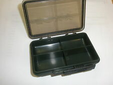 Fox F Box 4 Compartment Storage Box Carp fishing tackle