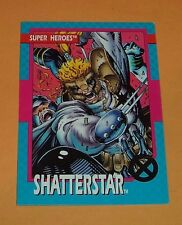 Shatterstar # 30 - 1992 Marvel X-men Series 1 Base Impel Trading Card