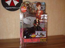 Resident Evil personnage Claire Redfield 5 Series Figure Moby Dick Nouveau/Neuf dans sa boîte Biohazard