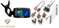 EMG Solderless Conversion Wiring Kit 1-2 Active Pickups SHORT POTS ( EMG TUNER )