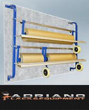 T4W 59557 2P+ Papier- Folienabroller / Abrollgerät für 3 Rollen