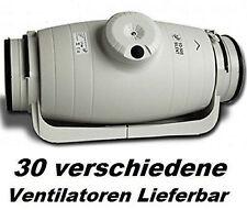 Schallgedämmter TD-500/150-160 SILENT Rohrventilator Rohrlüfter Rohrgebläse Rohr