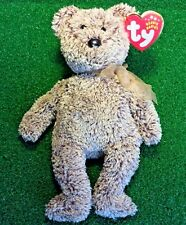 NEW Harry The Bear RETIRED Ty Beanie Baby 2001-2002 MWMT - FREE SHIPPING