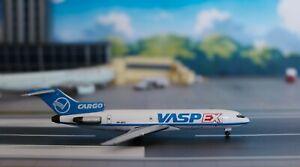 1:400 AeroClassics VASP EX CARGO B727-200, PP-SFC
