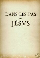 DANS LES PAS DE JÉSUS par Liénard & Leconte, Hachette 1963
