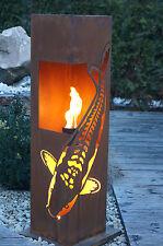 Feuersäule In Gartenfiguren Skulpturen Günstig Kaufen Ebay