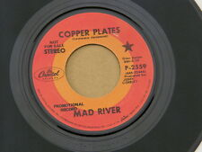 "MAD RIVER COPPER PLATES CAPITOL orig US GARAGE PSYCH 7"" 45"