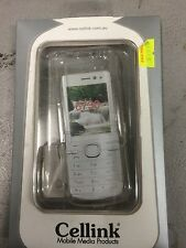 Nokia 6730c Classic Crystal Hard Case - Clear CPC4444. Brand New in packaging