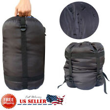 Waterproof Compression Stuff Sack Dry Sleeping Bag for Rafting Camping Bag Cover