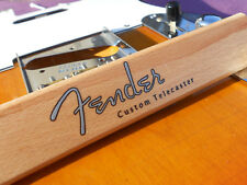 Fender Custom Telecaster Decal 50´s (Metallic Silver Logo)