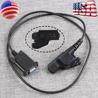Programming Cable For Motorola XTS1500 XTS2500 XTS5000 DB-9-M5K two-way Radios