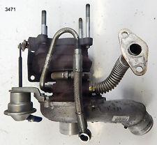 Fiat Doblo 119 1,9 JTD 77 kW Turbolader Turbo 55181245 223B1000 Motor Bj2008