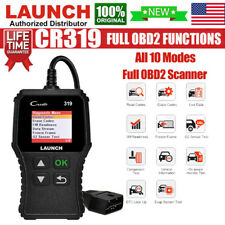 Automotive OBD2 Scan Tool OBDII Code Reader Car Diagnostic Scanner Engine Test
