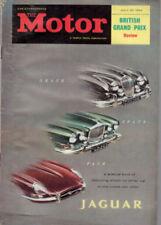July Motor Transportation Magazines in English