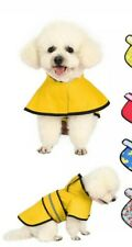 New listing Lookin' Good Fashion Pet - Rainy Days Slicker - Yellow - Large - New