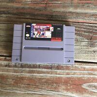 NHLPA Hockey 93 (Super Nintendo Entertainment System, 1992) C10