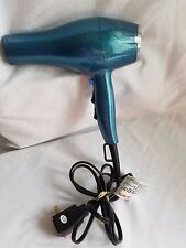 Infiniti Pro By Conair Blue Sparkle Hair Blow Dryer 294 3 Settings Clean Works