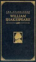 The Unabridged William Shakespeare [Courage Unabridged Classics] [ Shakespeare,