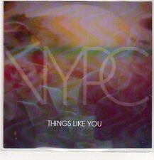 (EP601) NYPC, Things Like You - DJ CD