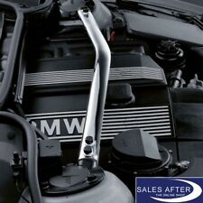 Original BMW 3er E46 Aluminium Domstrebe Alu - Suspension strut brace - M - NEU