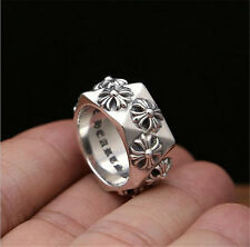925 sterling silber Kreuz  Fingerring Ring Man Herren 45Euro