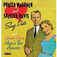 Porter Wagoner - Sing Duets & Here's the Answer [New CD]