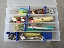 saltwater fishing lures lot