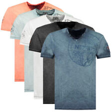 T-shirt Jimperable Geographical Norway Uomo 100% cotone maglia manica corta WN95