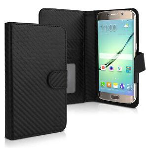 Handyhülle für Gigaset GS270 GS170 GS270 Plus GS160 schwarz Hülle Tasche Case