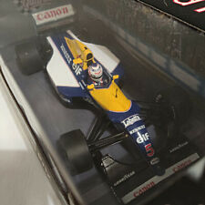 1992●Williams Renault FW14B●Nigel Mansell●RSA win●Quartzo●1:18
