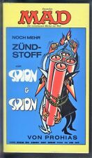 Mad Livre de Poche nº 13 de 1977 Espion & espion-z0-1 Satire BD Antonio Prohias