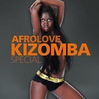 Afrolove Kizomba Special - Various Artists (NEW 2CD)