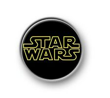 """STAR WARS / 1"""" / 25mm / pin button / badge / movie / Storm Troopers / Jedi"""