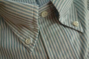 NWOT Brooks Brothers Green University Oxford Button Down 18-37 Regent MSRP $140